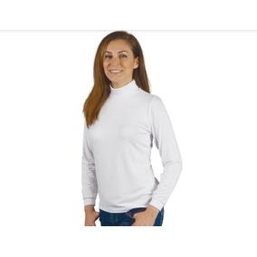 db4cc37307feb Camisetas Algodon Mujer Manga Larga - Ropa y Accesorios en Mercado ...