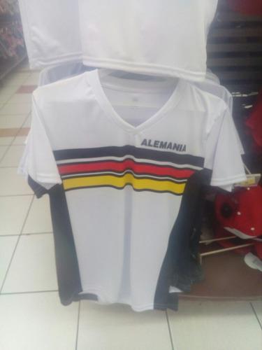 camisetas seleccion. alemania,