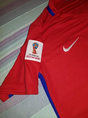 camisetas selección chilena