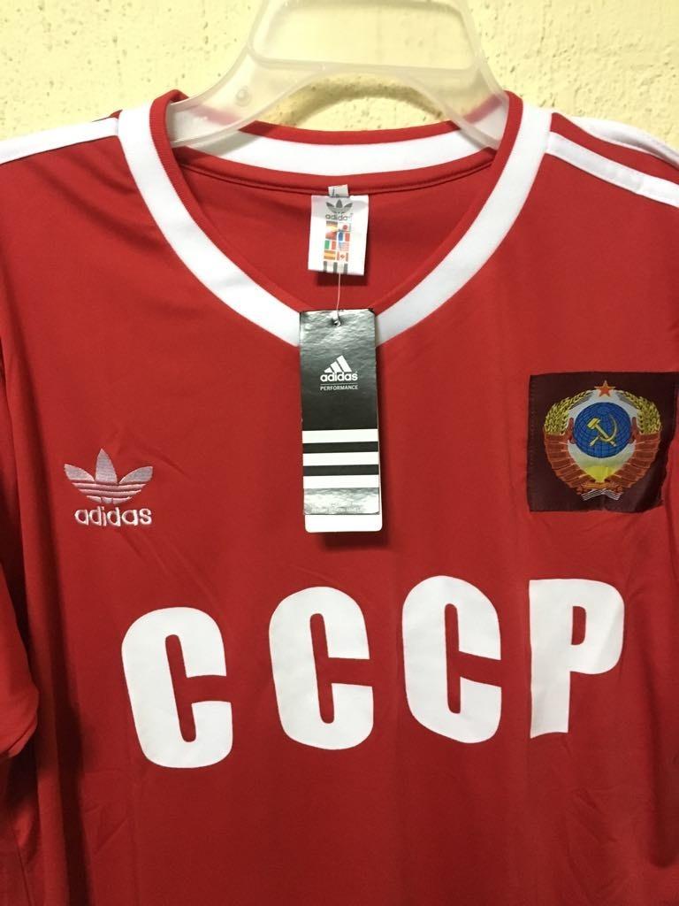 990 Selección Urss 1986 Envío 59 Inmediato Sovieticas Camisetas 60qwWf4w