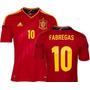 Camisa Da España - Modelo 2012 - Euro Copa Ofertaza