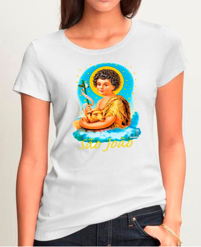 camisetas são joão 2553