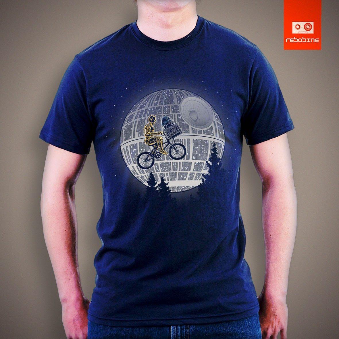 6355fc4b9 camisetas star wars et e.t. guerra nas estrelas filme. Carregando zoom.