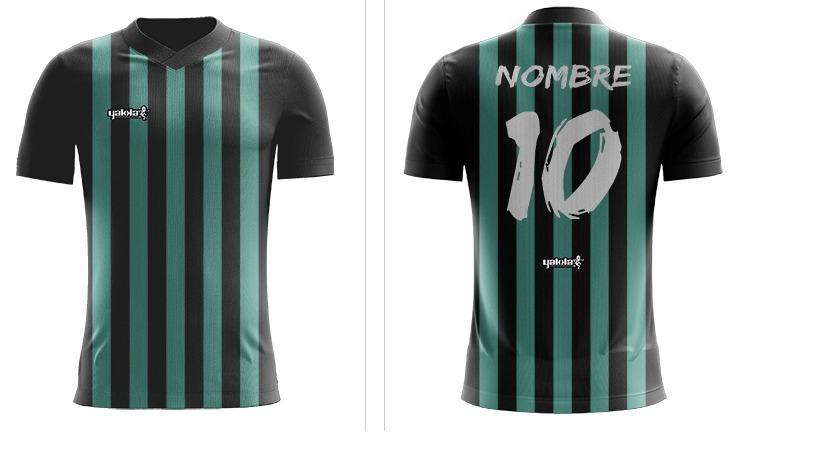 camisetas sublimadas de futbol yakka. Cargando zoom. 2193872eeb7bc