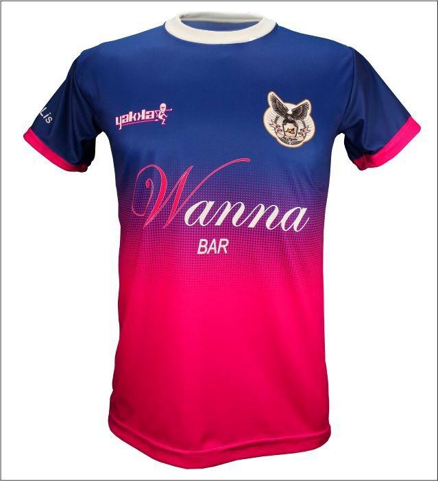 Camisetas Sublimadas Personalizadas A Pedido Yakka En Drifit -   550 ... db067ab4cffd9