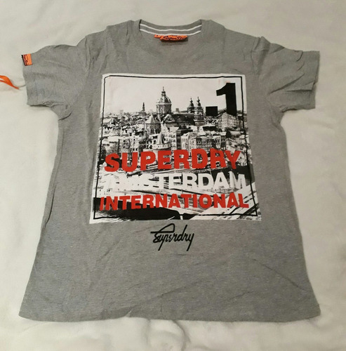camisetas superdry