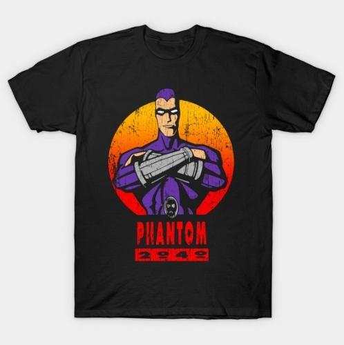 camisetas t-shirt phantom 2040