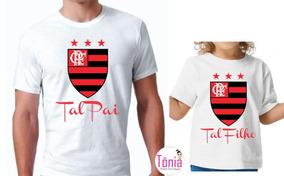 598ae78352217f Camisetas Tal Pai Tal Filho Flamengo