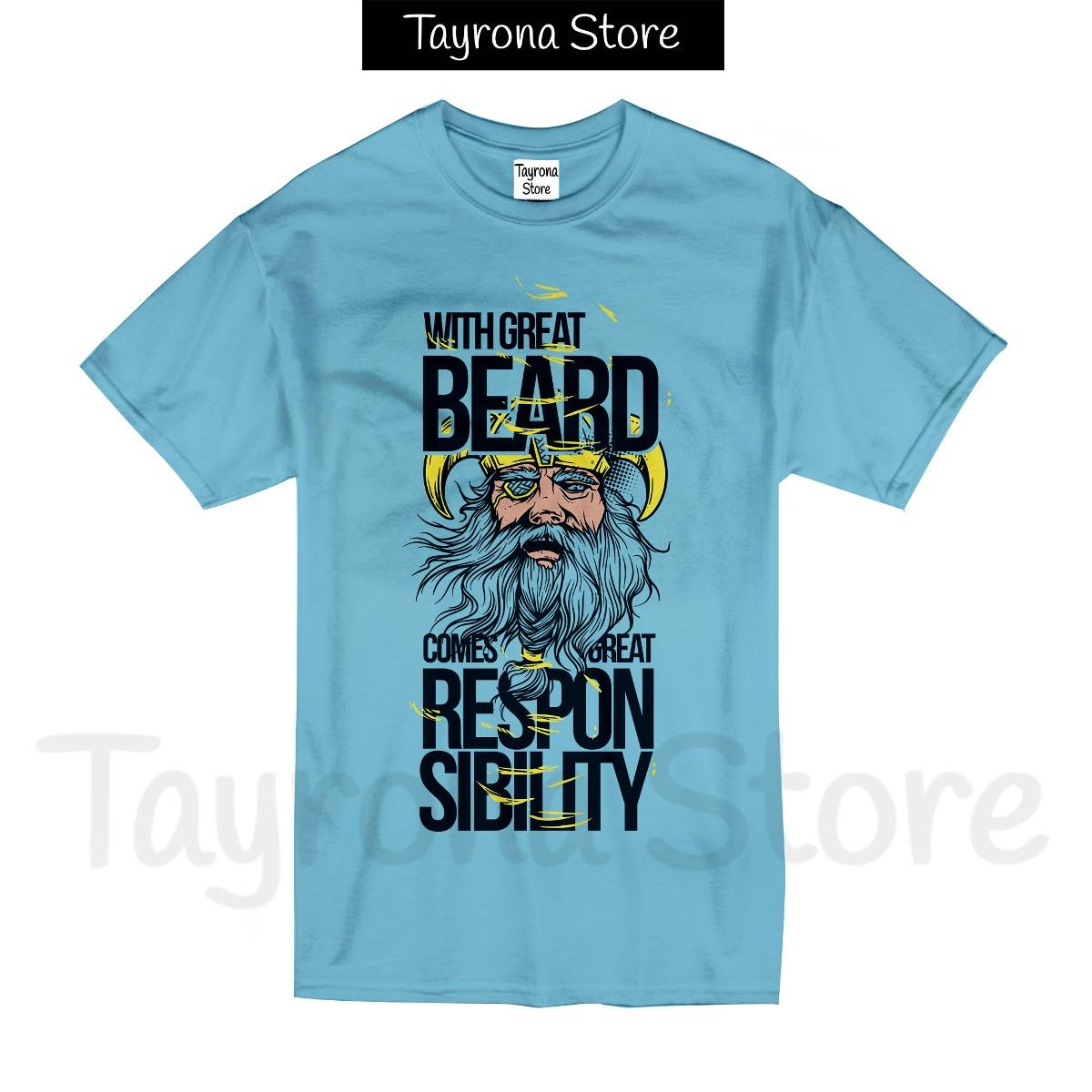 Camisetas Barba Con Vikingo Loco Store 0339 En 700 Tayrona yb7fg6