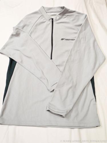 camisetas térmicas hombre