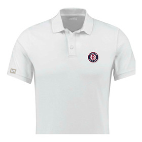 Camisetas Tipo Polo Boston Red Sox Béisbol Camisa Php
