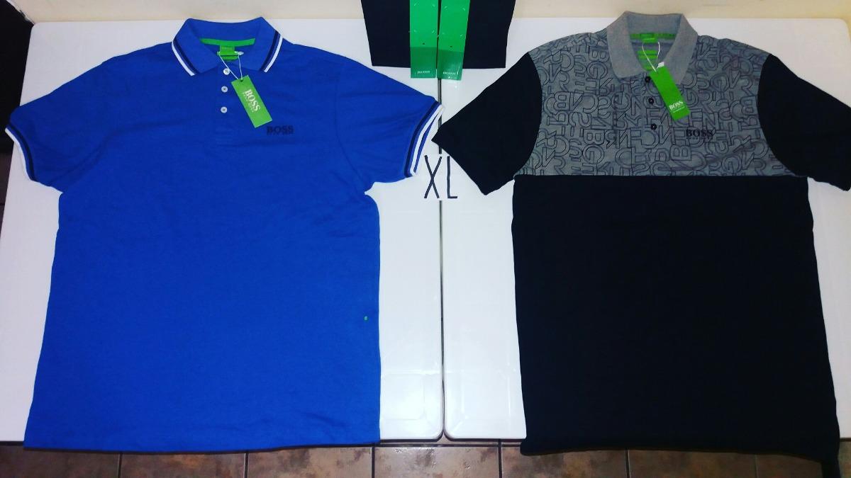 5b125da8f4932 camisetas tipo polo hugo boss originales y nuevas!! Cargando zoom.