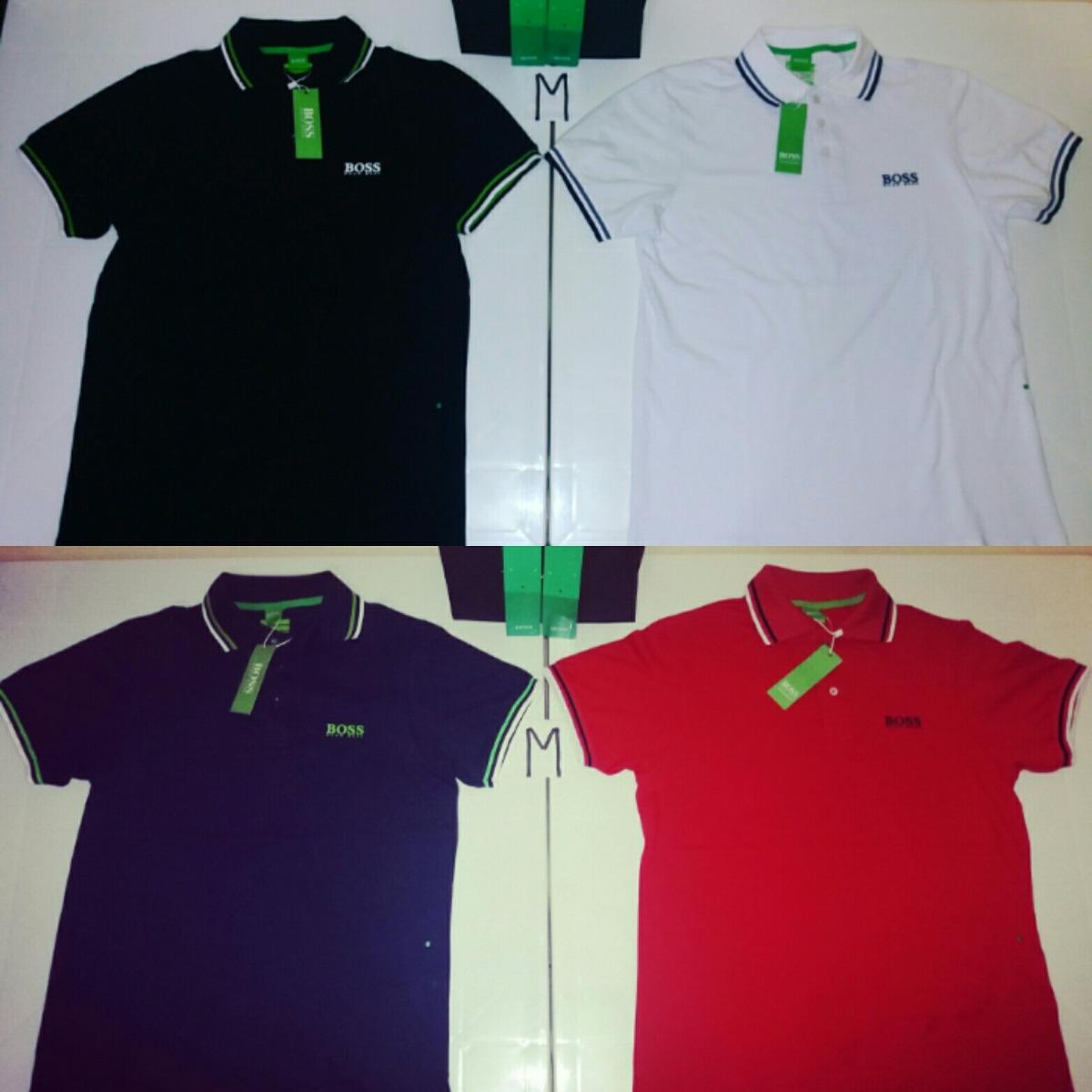 e43e93d988092 camisetas tipo polo hugo boss originales y nuevas. Cargando zoom.