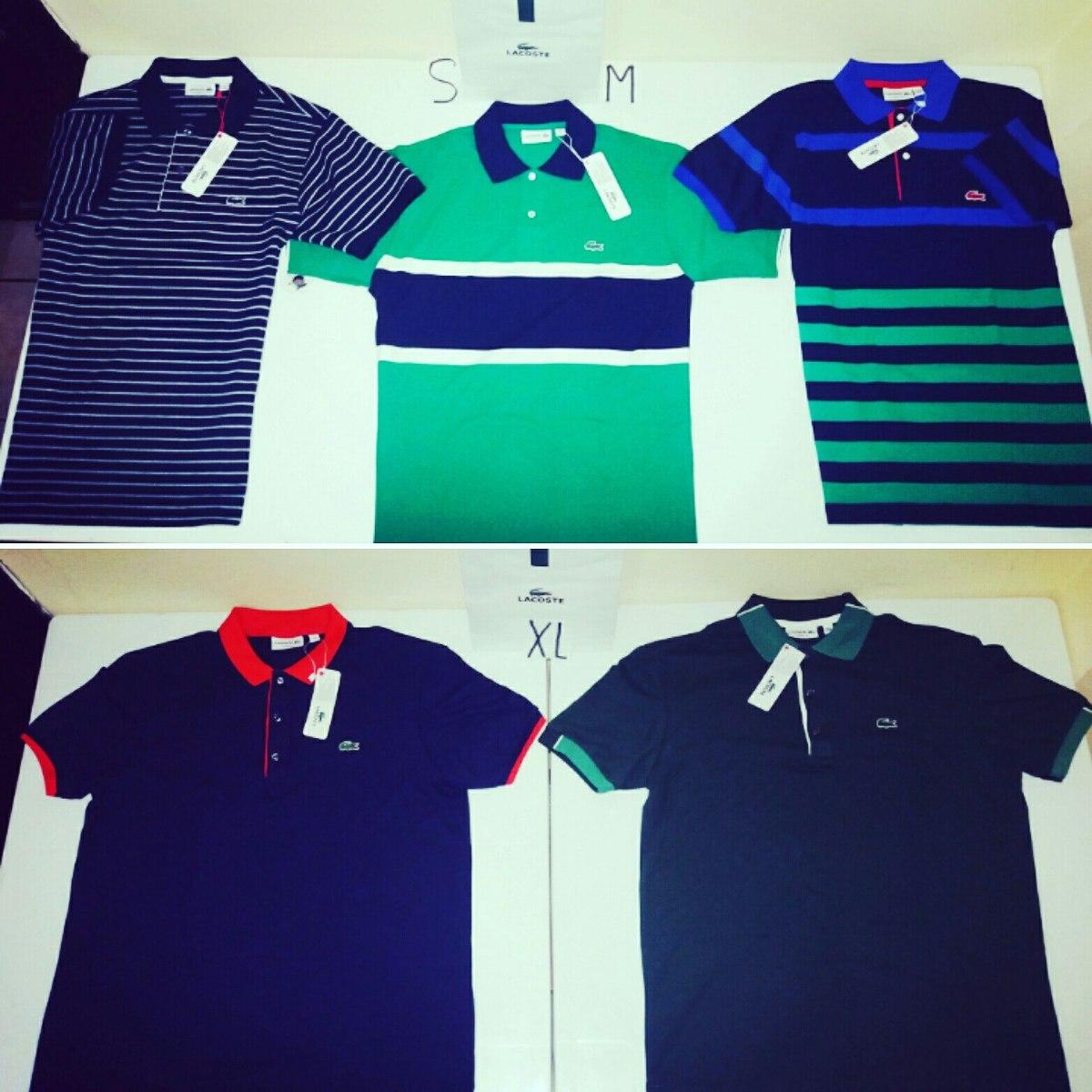 camisetas tipo polo lacoste live originales nuevas. Cargando zoom. 58067d938cf05
