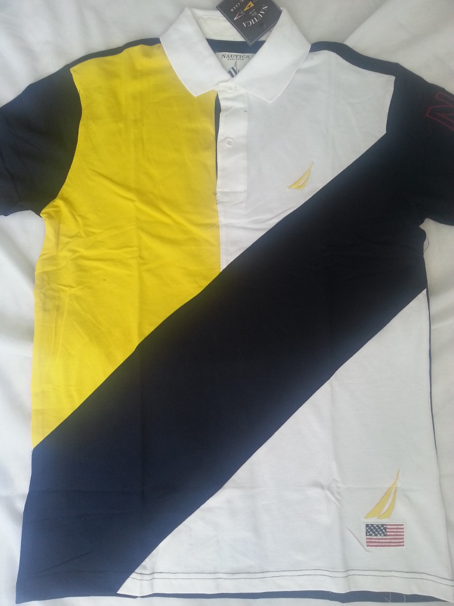 3e358825a1d0d Camisetas Tipo Polo Nautica