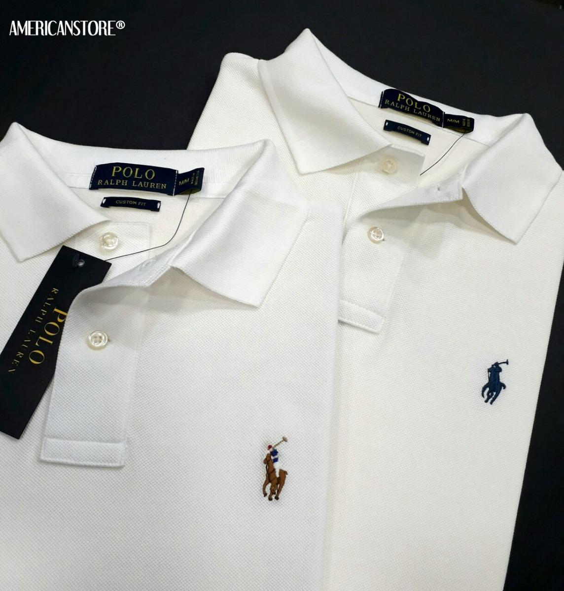 Camisetas Tipo Polo Ralph Lauren Original -   160.000 en Mercado Libre 1cd847bc704