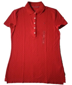 fb44ae849eeb Camisetas Tipo Polo Tommy Hilfiger 100% Original Mujer