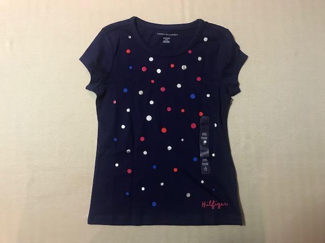 Camisetas tommy hilfiger para niña originales u jpg 640x480 Camisetas tommy  hilfiger e64012cd224