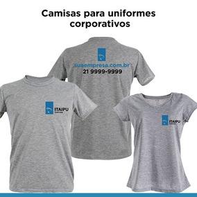 b61851fdd7 Uniforme Empresa Supermercado - Camisetas e Blusas no Mercado Livre ...