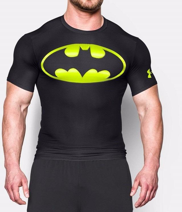 42b804be74a Camisetas Under Armour Alter Ego Compression Ss Batman -   149.997 ...
