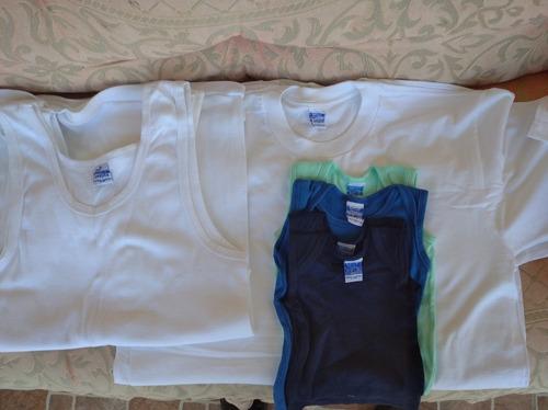 camisetas y franelas talla m, marca ovejita
