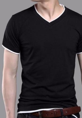 camisetas y p manga corta