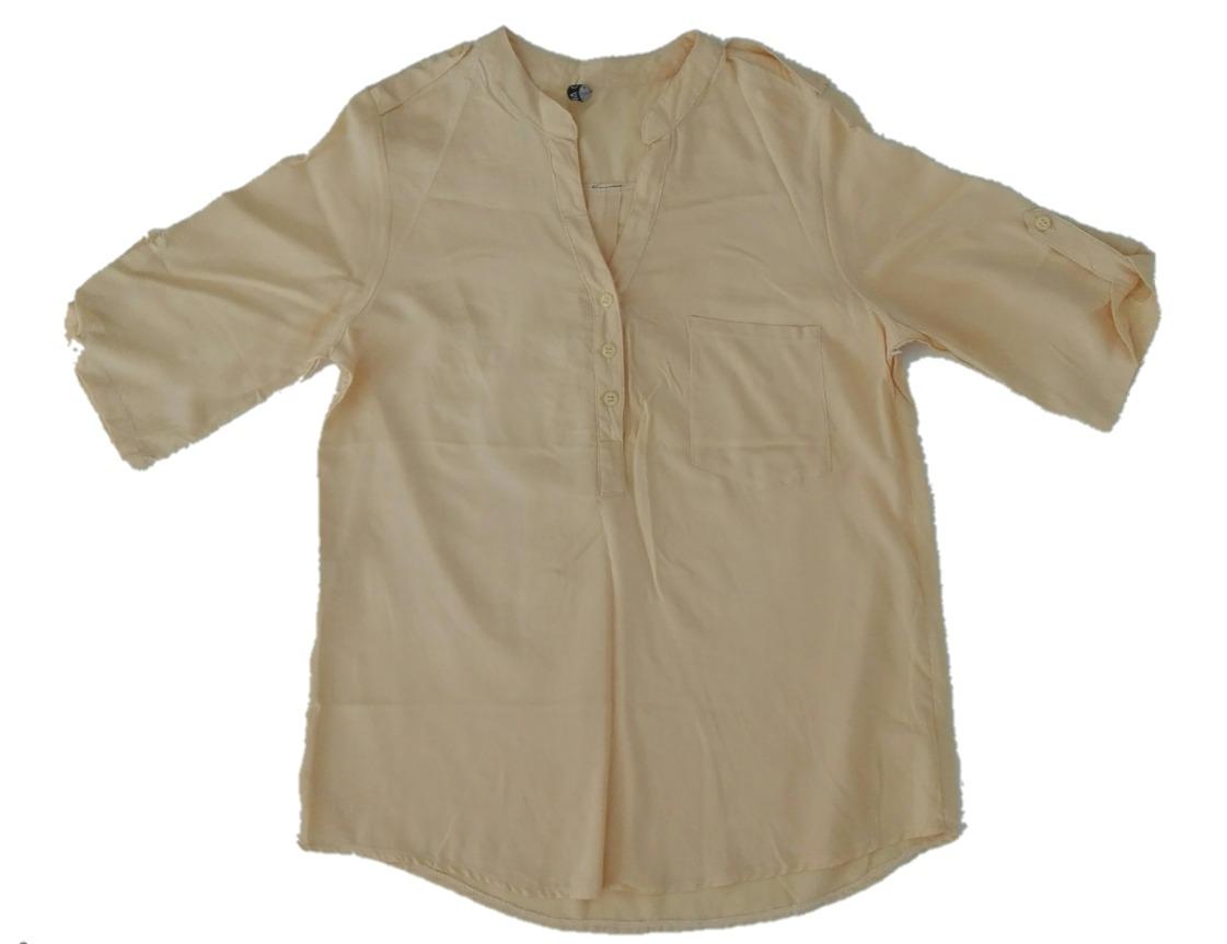 a0843b0ad7c3f camisola blusa mujer de fibrana amarilla. Cargando zoom.