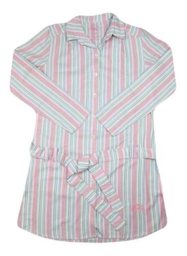 camisola flanela curto feminino chemise
