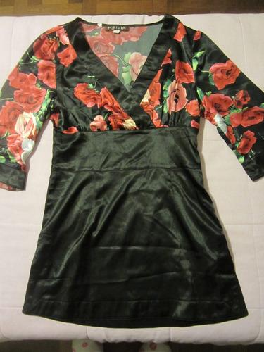 camisola floreada marca kaizia