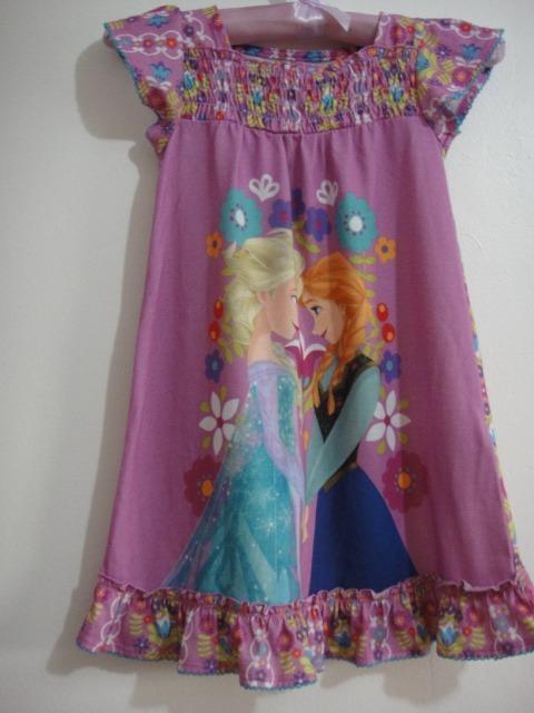 370e8607df1676 Camisola Frozen Disney Store - Tam 4 - Usado