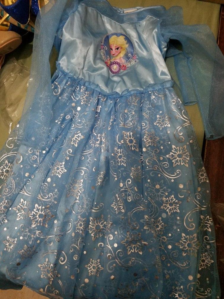 3bf35de4b0b907 Camisola Princesa Elza Frozen Orig.disney Store