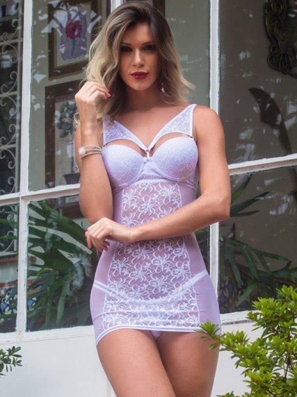 e507a2c04 camisola sexy lingerie noite branca renda noiva   núpcias. Carregando zoom.