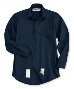 6408964744 Camisola Uniforme Industrial Camisa Antiflama T g 6