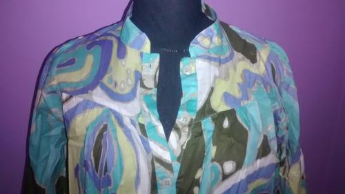 camisola vestido hipie chic talle s