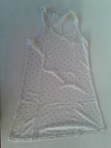 camison tipo musculosa, talle s