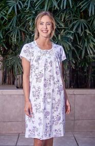 6bc4b8b54b Camison Para Señora - Camisones de Mujer Violeta en Mercado Libre ...