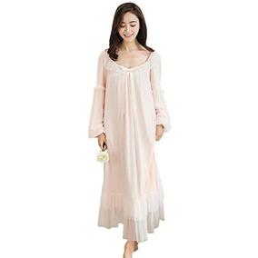 13ef42d8d2 Asherbaby Women X26 39 S Long Sleeve Vintage Camison Victori
