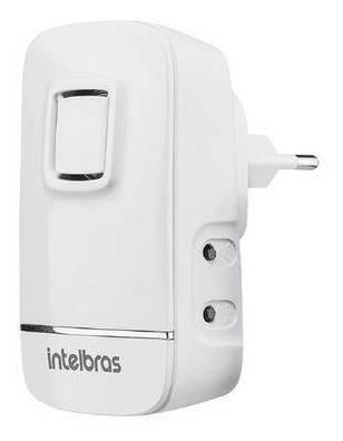 campainha eletrônica intelbras cib 100 sem fio com bateria