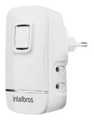 campainha eletrônica intelbras sem fio cib 100 com bateria