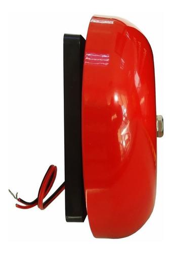 campainha tipo gongo de alta potência - 127v - dni6349