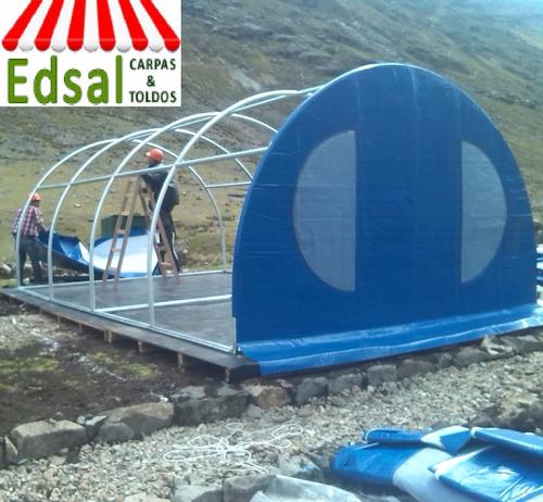 campamentos mineros termicos edsal