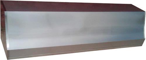 campana 5 filtros y extractor acero inox. rejanox codigo:53