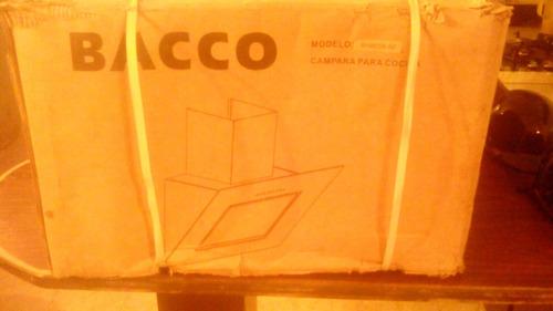 campana bacco modelo bhwlsb-60 en caracas
