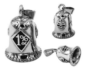 Llavero con Amuleto de Campana con dise/ño de /águila Guardian Bell