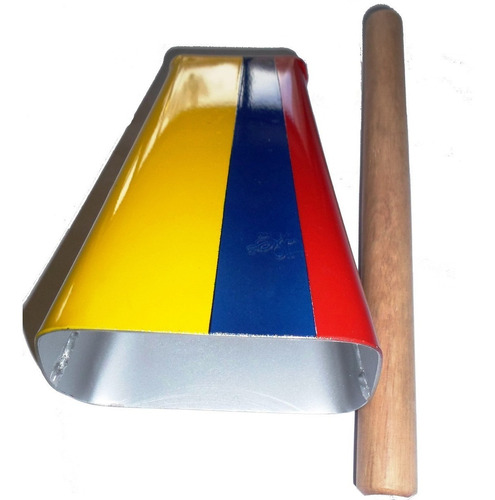 campana cencerro mediana salsa colombia 17x10x8 cms