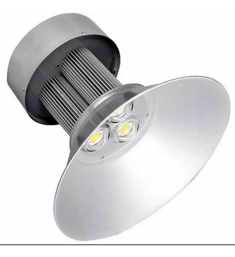campana cob led para galpon 150w de 85/265v 6500k