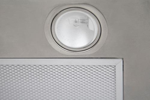 campana cocina 76 cm (30 ) acero inox c40065 cristal plano