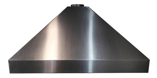 campana cocina industrial acero inoxidable 120cm