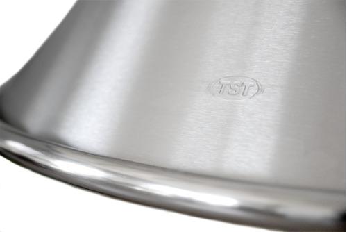 campana cocina tst circular limay  60cm acero inoxidable