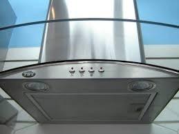 campana cocina tst lacar cristal - acero 60cm con exracto